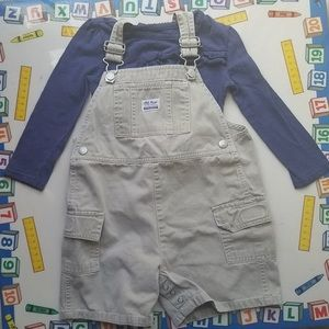 Toddler Overalls